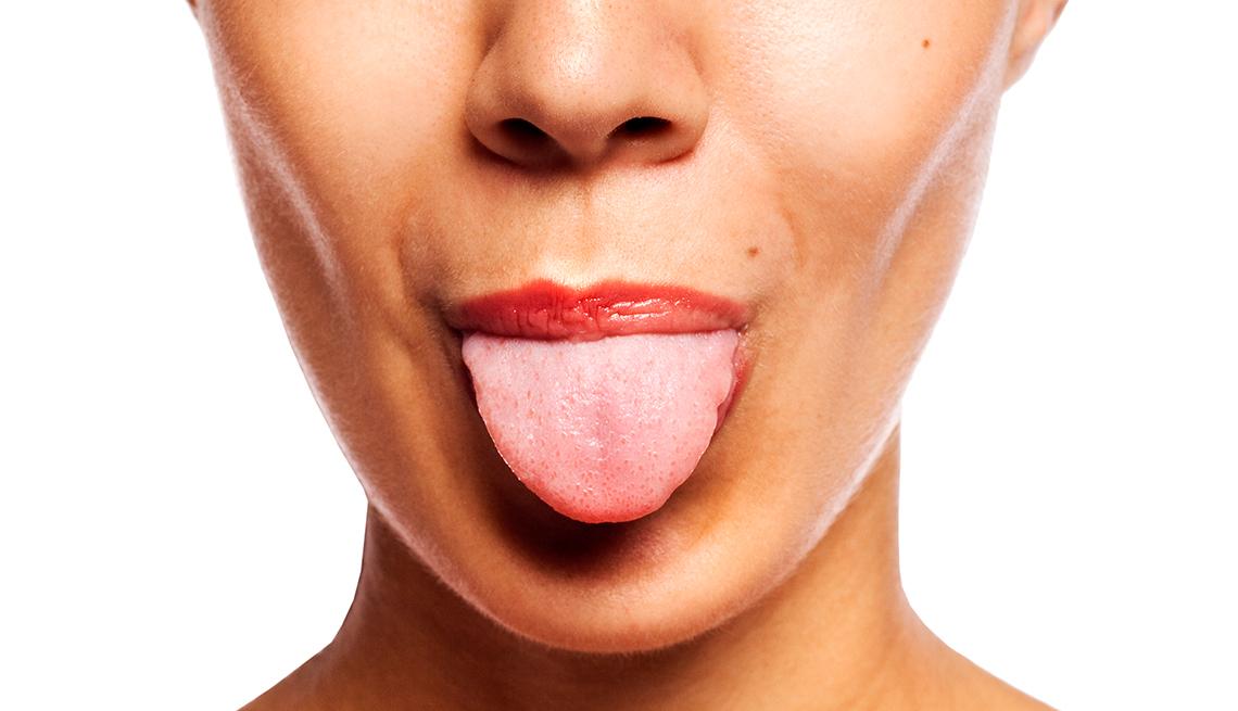 Say Ahhhh – What Your Tongue Can Tell You About Your Health